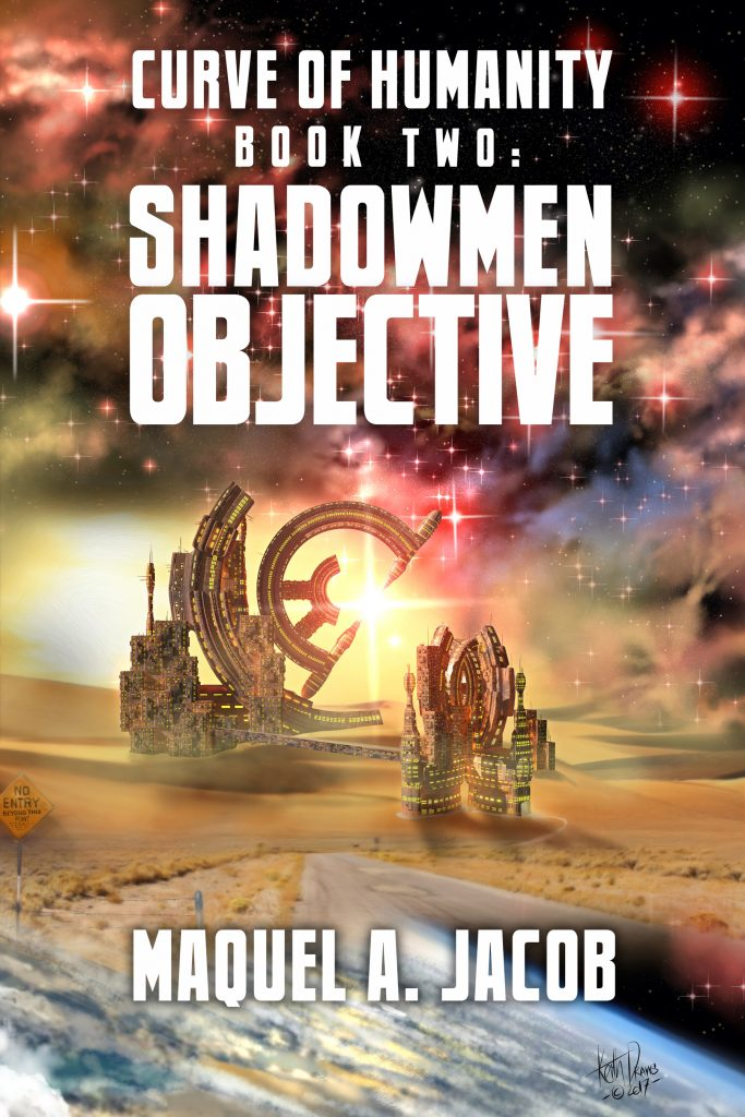 Book Cover: Shadowmen Objective