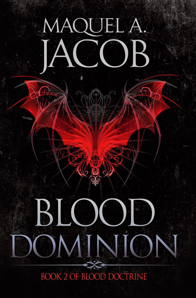 Book Cover: Blood Dominion