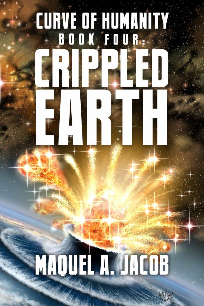 Book Cover: Crippled Earth