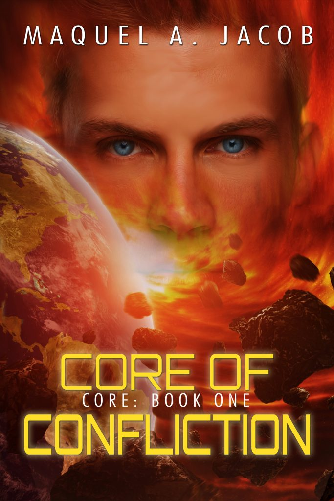 Book Cover: Core of Confliction