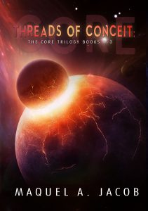 Book Cover: Threads of Conceit